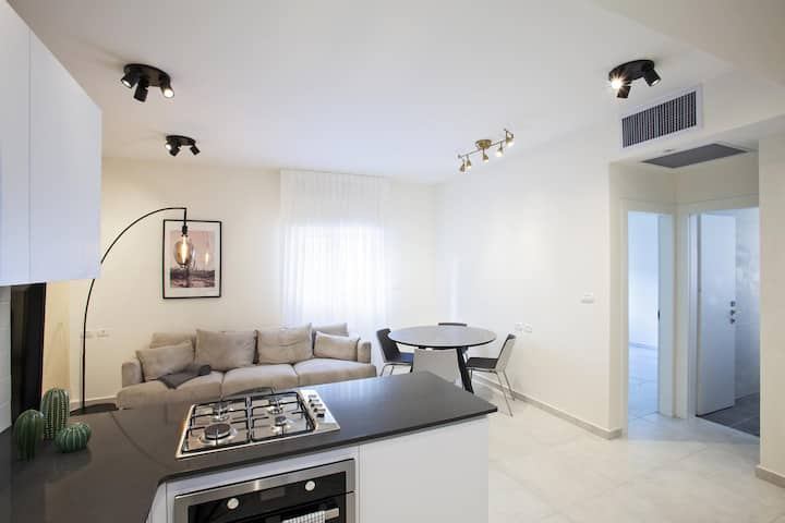 Jurny | Tel Aviv | 1bd Close To Beach