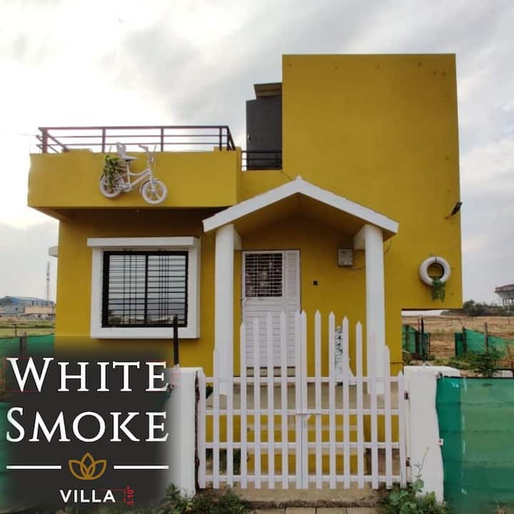 White Smoke Villa