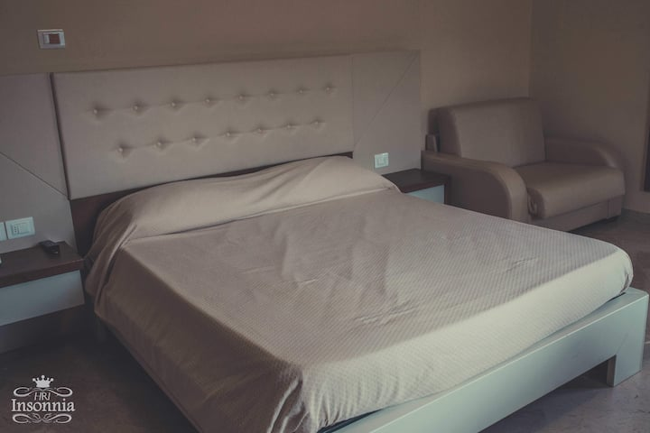 Camera Quadrupla Hotel Insonnia