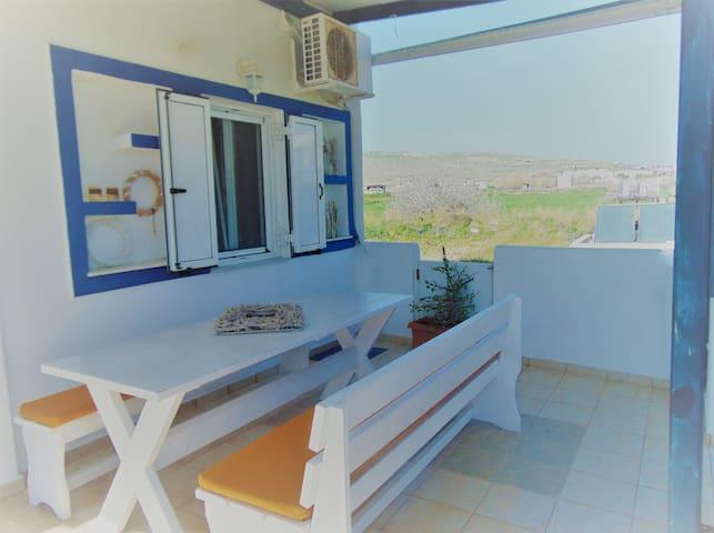 Elegant & cozy apartment - Perivolos,Santorini - Appartement