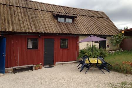 Mysig lägenhet på östra Gotland. - Katthammarsvik - อพาร์ทเมนท์