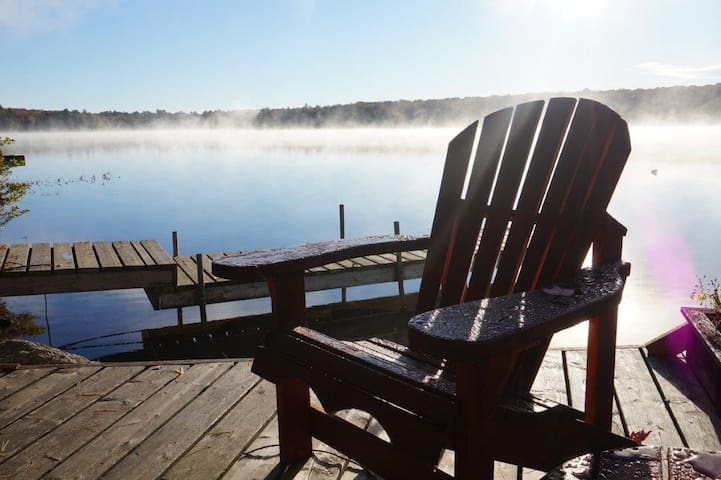 Pine Lake Paradise in Muskoka - Bracebridge