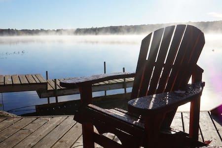 Pine Lake Paradise in Muskoka - Bracebridge