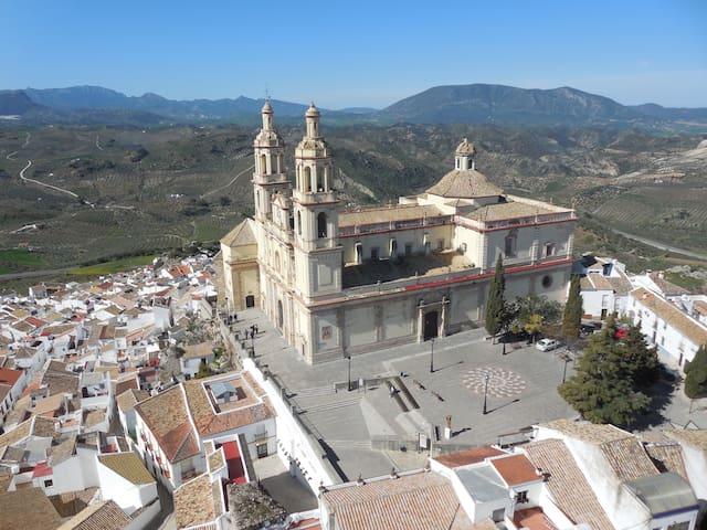 Casa San Pedro, Pueblo Blanco, Andalucia
