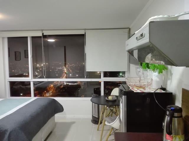 Departamento entero 4 Home Studio 1 habitación
