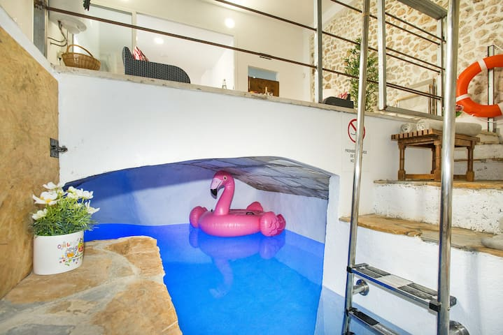New Villa Feliu with Underground Pool and Great Location