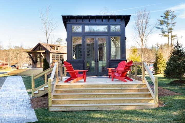 The Saltbox Experience