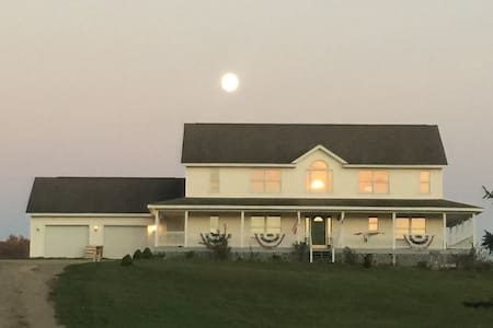 Crane Hill Farm - Jackson - Huis