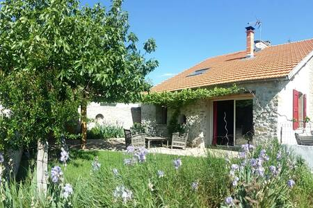 Maison provençale avec son proporiétaire, Toasty! - Château-Arnoux-Saint-Auban