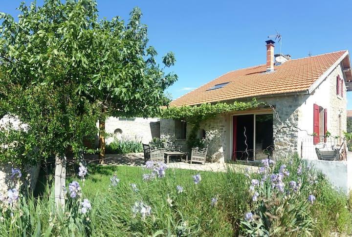 Maison atypique au coeur de la Provence