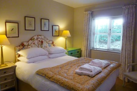 Bodrugan; a lovely boutique cottage - North Tamerton - Casa