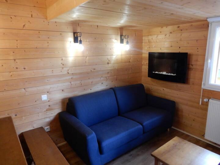 Appartement 38m² 2 chambres 2 salle de bain