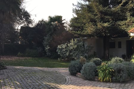 Gran Casa estilo chileno - Lo Barnechea