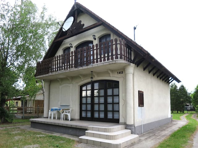 Holiday home in Balatonmariafürdö for 6 persons