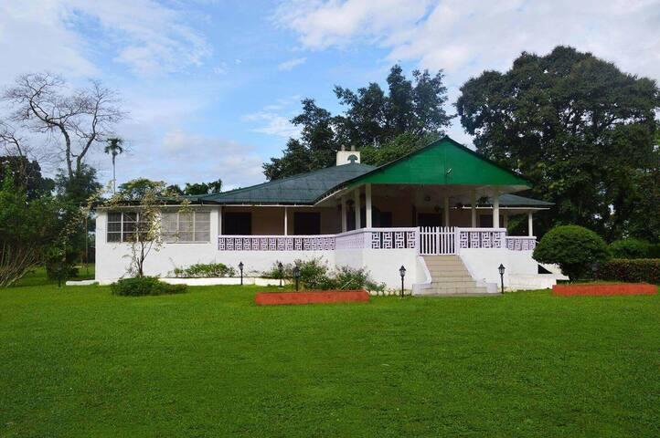 Nya Sylee Tea Estate Resort | Heritage Bungalow