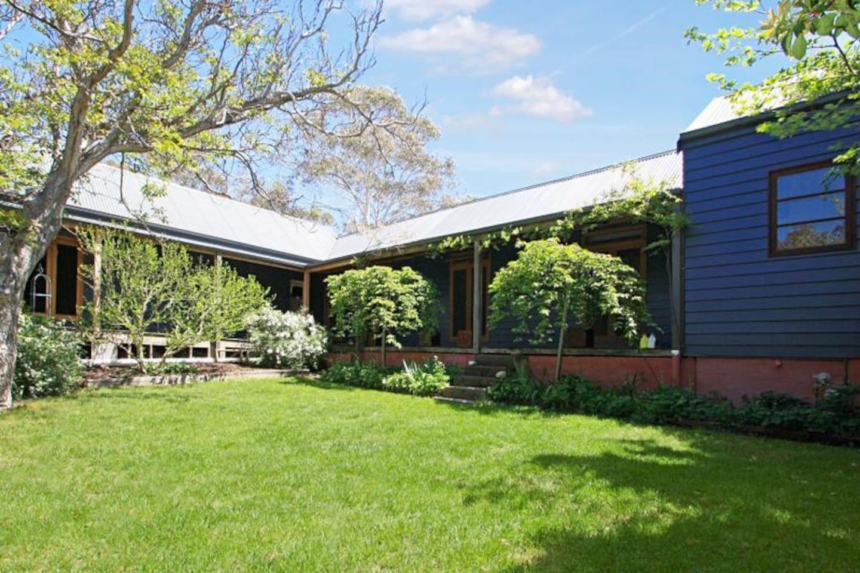 Front Garden and Verandah