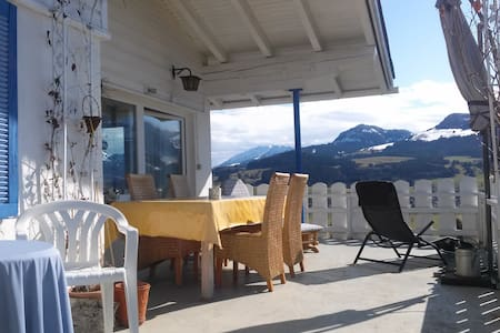 Azur-Haus, beautiful appartment in the alps
