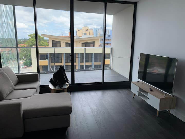 Luxurious room in the heart of the parramatta CBD