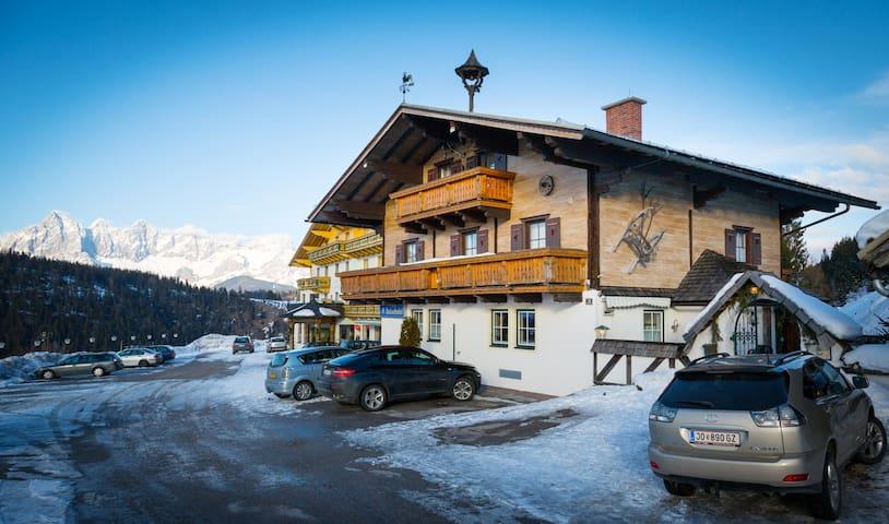 Berg, Natur - Pension Bachseitenhof (Doppelzimmer)