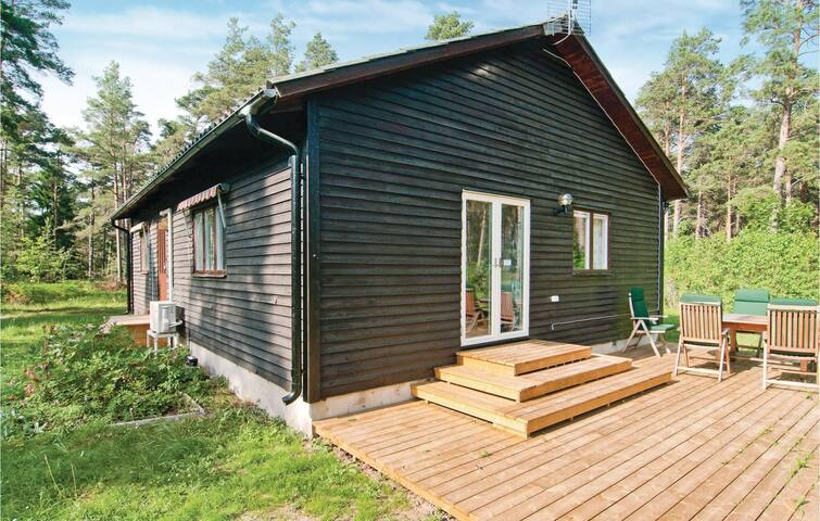 Holiday cottage with 3 bedrooms on 80m² in Lärbro