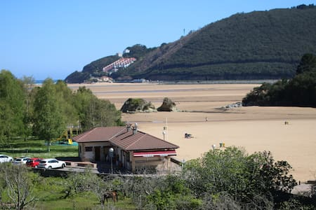 Urdaibai, in the heart of Biosphere Reserve. - Busturi-Axpe