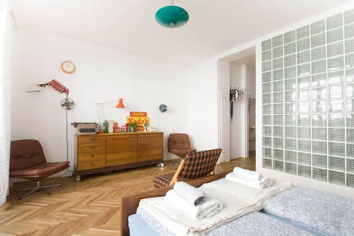 Vintage Style apartment by the Castle