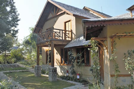 The Lodge at Wah  - an oasis of tranquility - Kangra - Luontohotelli