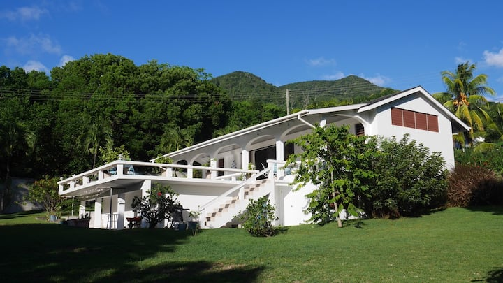 Runaway Hideaway, your Caribbean cottage