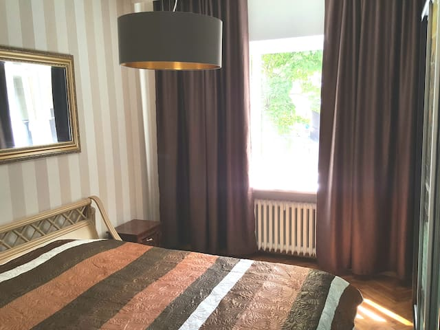 Large bedroom in the center of Tallinn