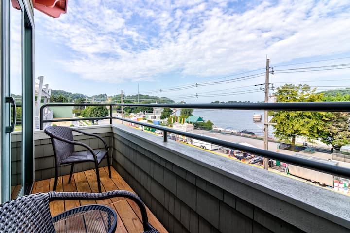 Incredible Waterfront Views  Beautiful 2 BD 2 Bath
