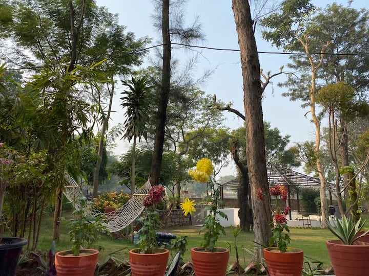 Enjoy Pollution-Free Sanitised Stay @ The Retreat