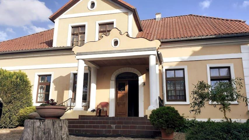 Dworek Kukułowo - Piękne miejsce z dala od zgiełku