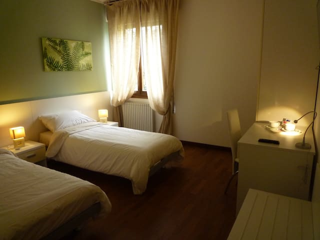 camera doppia o matrimoniale o tripla