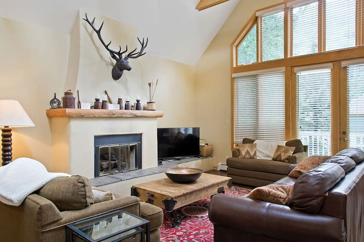 Tucked Down a Quiet Residential Street, Discover this True Telluride