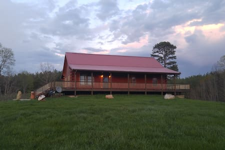 Relaxing Ranch near Lynchburg VA - Oakville - Rumah