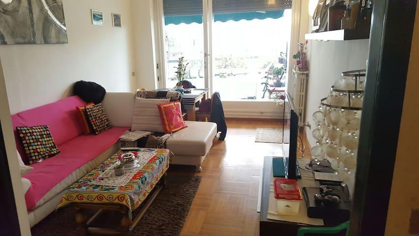 Ampio trilocale zona lago - Como - Wohnung