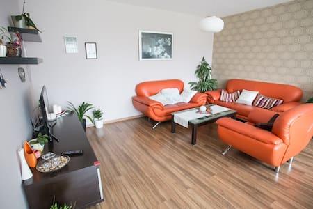Krásný byt blízko centra s lodžií-děti zdarma - Litomyšl - Wohnung