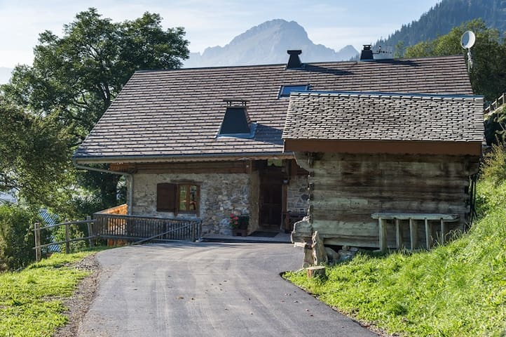 chalet for 11 persons - CHATEL - Dom