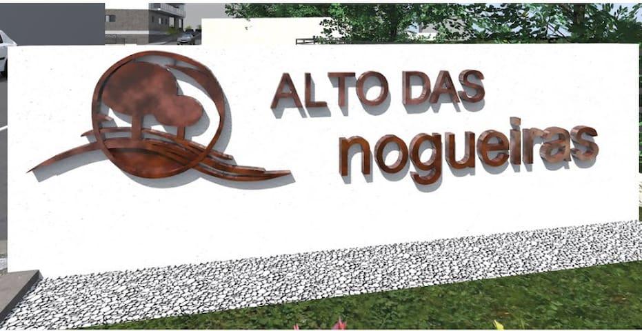 Fátima - Apto. T1 Novo - Alto das Nogueiras - Fátima - Apartemen