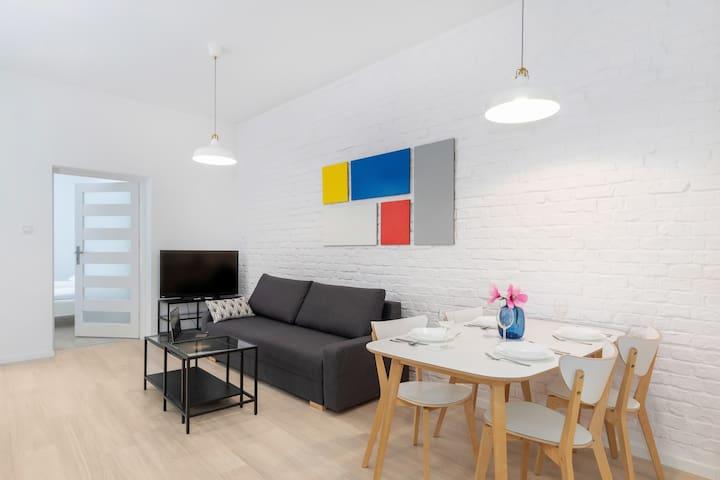 Apartament City Modern  ★ Poznań Centrum