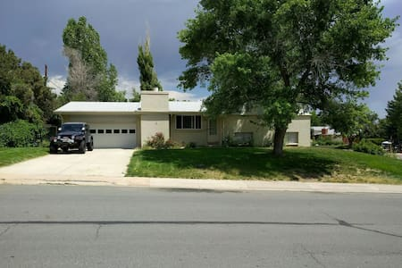 House near Red Rocks, Downtown, Golden, mountains - Lakewood - Casa