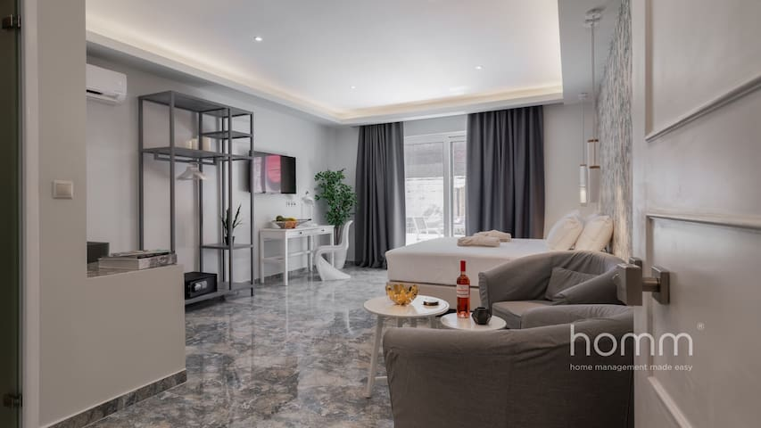 Elegant homm B2 Apartment in the heart of Plaka