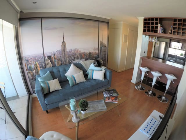 Comfortable Apartment in the Heart of Providencia
