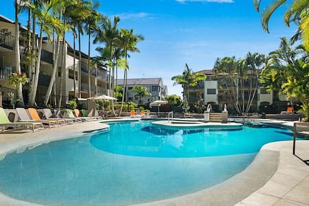 Noosa Beach apartment HASTINGS ST FRENCH QUARTER