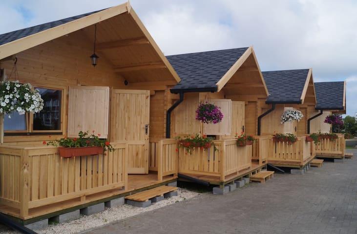 Domki wakacyjne ONYX - Mielno - Bungalou