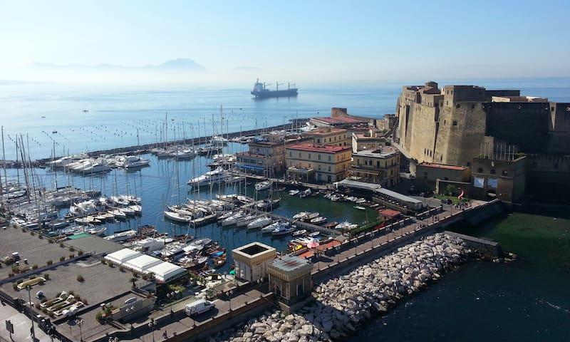 "Sailing boat ""A hatch on the sea"" boat&breakfast - Naples - Bateau"