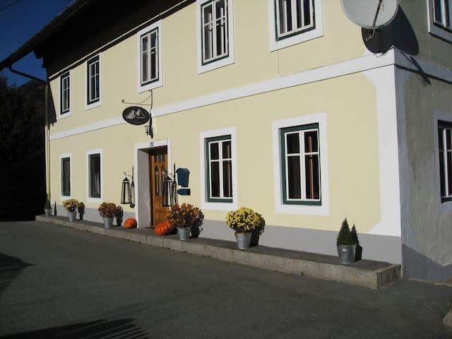 Haus 26 Weissbriach - Weißbriach - Inap sarapan