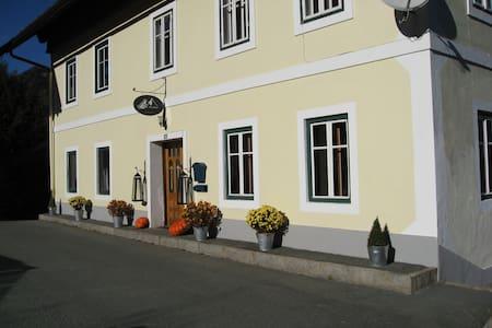 Haus 26 Weissbriach - Weißbriach - Bed & Breakfast