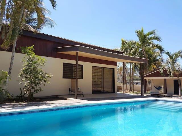 Condominio con la mejor ubicación - Puerto Carrillo - Apartment