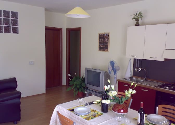 Appartamento con giardino - Apartment with garden - Sant'Eusanio del Sangro - Apartament